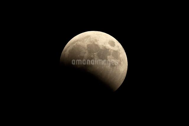 月食の写真素材 [FYI01629798]