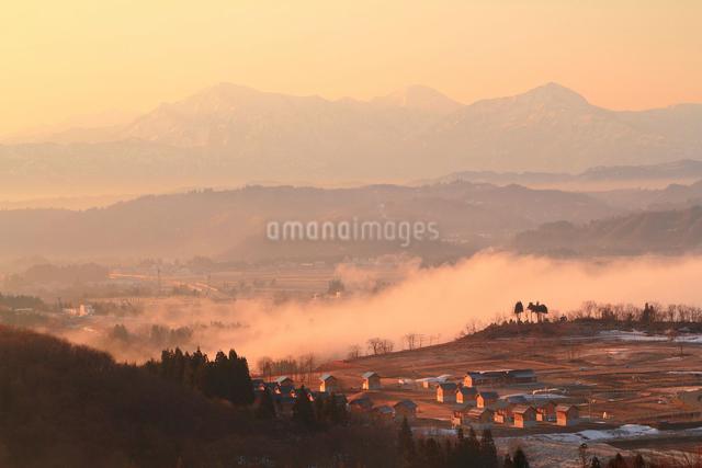 山本山より越後三山の写真素材 [FYI01630074]