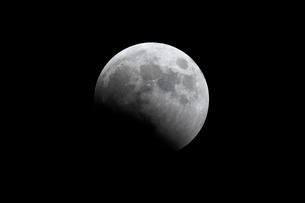 月食の写真素材 [FYI01630790]
