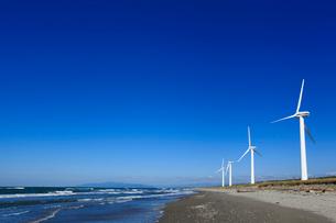 風力発電の写真素材 [FYI01631025]