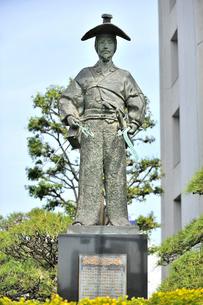 太田道灌公像の写真素材 [FYI01631673]