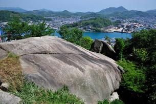 鼓岩(ポンポン岩)の写真素材 [FYI01632052]