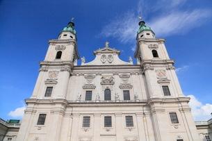 大聖堂の写真素材 [FYI01632675]