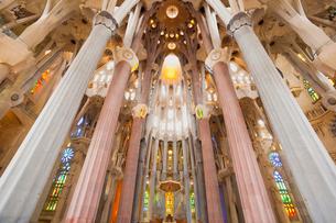聖家族教会の写真素材 [FYI01632682]