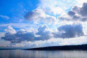 雲の写真素材 [FYI01633121]