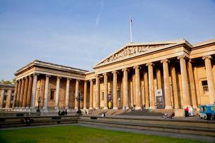 大英博物館の写真素材 [FYI01633243]