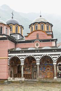リラの僧院の写真素材 [FYI01634198]