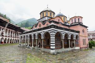 リラの僧院の写真素材 [FYI01634225]
