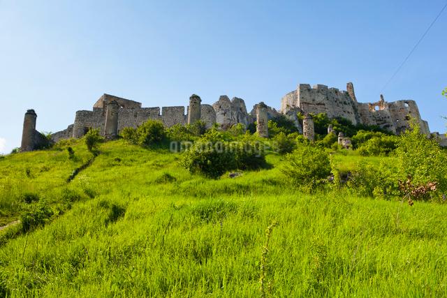 スピシュ城の写真素材 [FYI01634829]