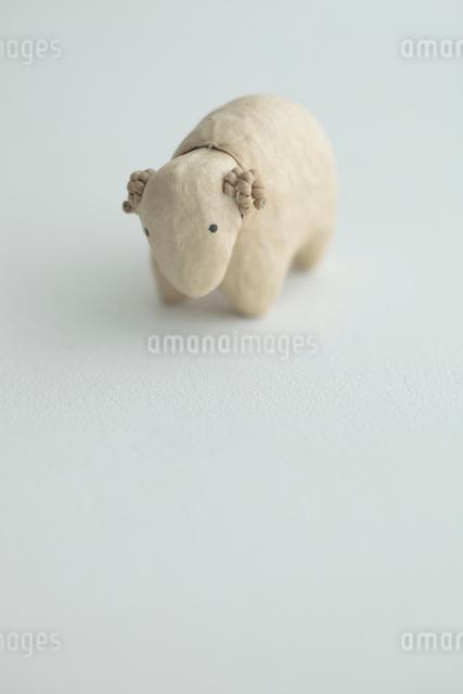 羊の張り子の写真素材 [FYI01634891]