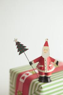 クリスマス飾りの写真素材 [FYI01634973]