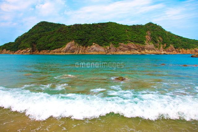 幸島の写真素材 [FYI01635383]