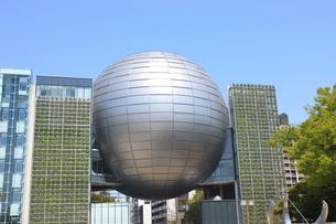 名古屋市科学館プラネタリウムの写真素材 [FYI01635485]