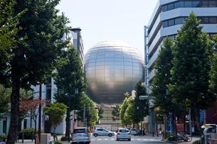 名古屋市科学館 プラネタリウムの写真素材 [FYI01635755]