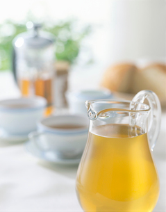 蜂蜜とコーヒーの写真素材 [FYI01636418]