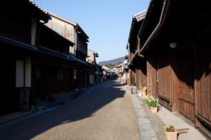 東海道関宿の写真素材 [FYI01636905]