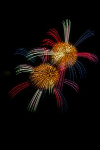 片貝まつり花火大会の写真素材 [FYI01637478]