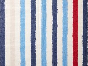 カラフルなストライプの布の写真素材 [FYI01637541]