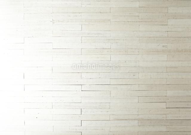 白い木の床の写真素材 [FYI01637836]