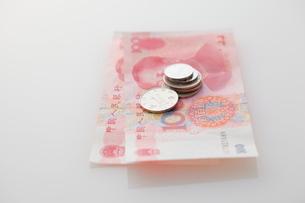 並べられた中国元の写真素材 [FYI01638320]
