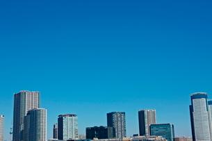 東京ビル群の写真素材 [FYI01638905]