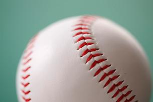 野球のボールの写真素材 [FYI01640231]