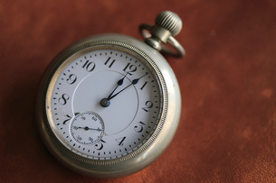 懐中時計の写真素材 [FYI01640611]