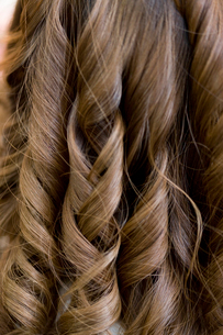 髪の毛の写真素材 [FYI01641641]
