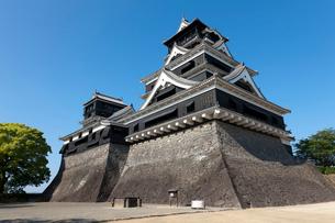 熊本城の写真素材 [FYI01641804]