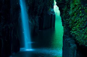 高千穂峡の写真素材 [FYI01642044]