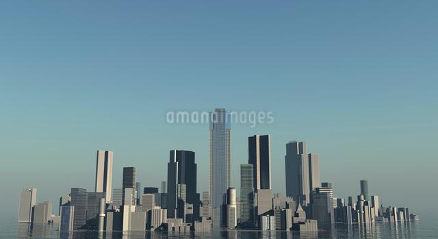 未来都市の写真素材 [FYI01642055]