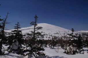 三石山頂を望むの写真素材 [FYI01643569]