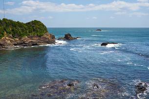 大王崎の海の写真素材 [FYI01643727]