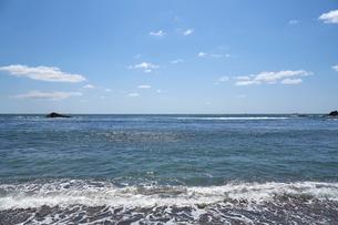 大王崎の海の写真素材 [FYI01644629]