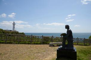 大王崎灯台の写真素材 [FYI01645232]