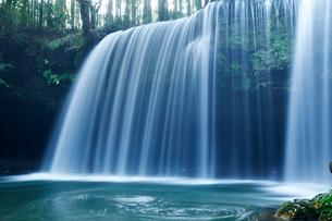 鍋ケ滝の写真素材 [FYI01645545]