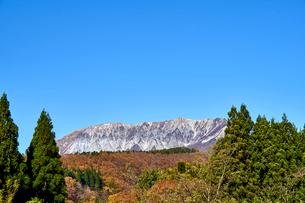 奥大山の写真素材 [FYI01645569]
