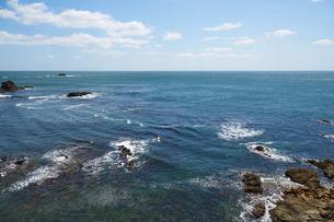 大王崎の海の写真素材 [FYI01645690]