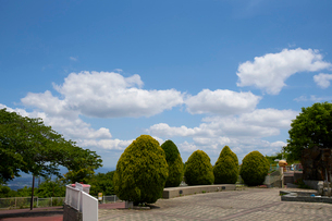 生駒山山頂の写真素材 [FYI01645899]