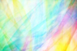 カラフルな薄布の写真素材 [FYI01646977]
