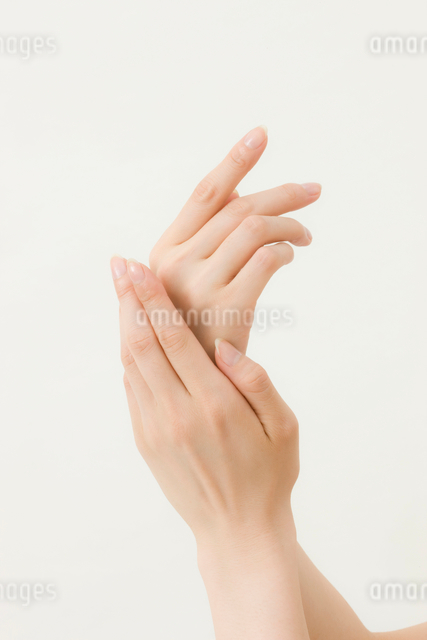 女性の手の写真素材 [FYI01647015]