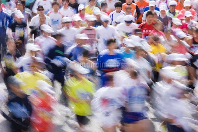 マラソンの写真素材 [FYI01647075]