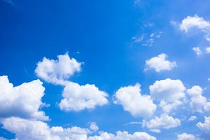 青空と光の写真素材 [FYI01647144]