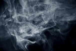 煙の写真素材 [FYI01647180]