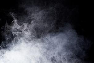 煙の写真素材 [FYI01647181]