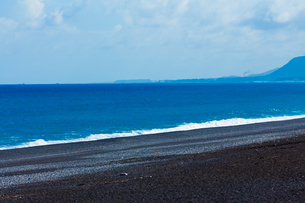 七里御浜の写真素材 [FYI01647254]