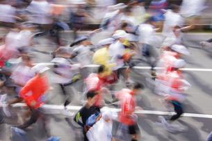 マラソンの写真素材 [FYI01647426]