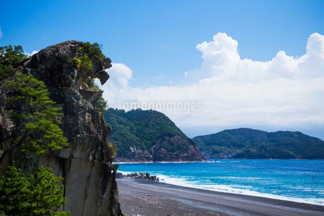 獅子岩の写真素材 [FYI01647472]