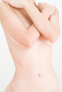 若い女性のウエストの写真素材 [FYI01647491]