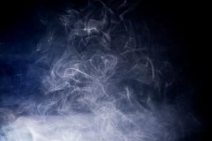 煙の写真素材 [FYI01647492]